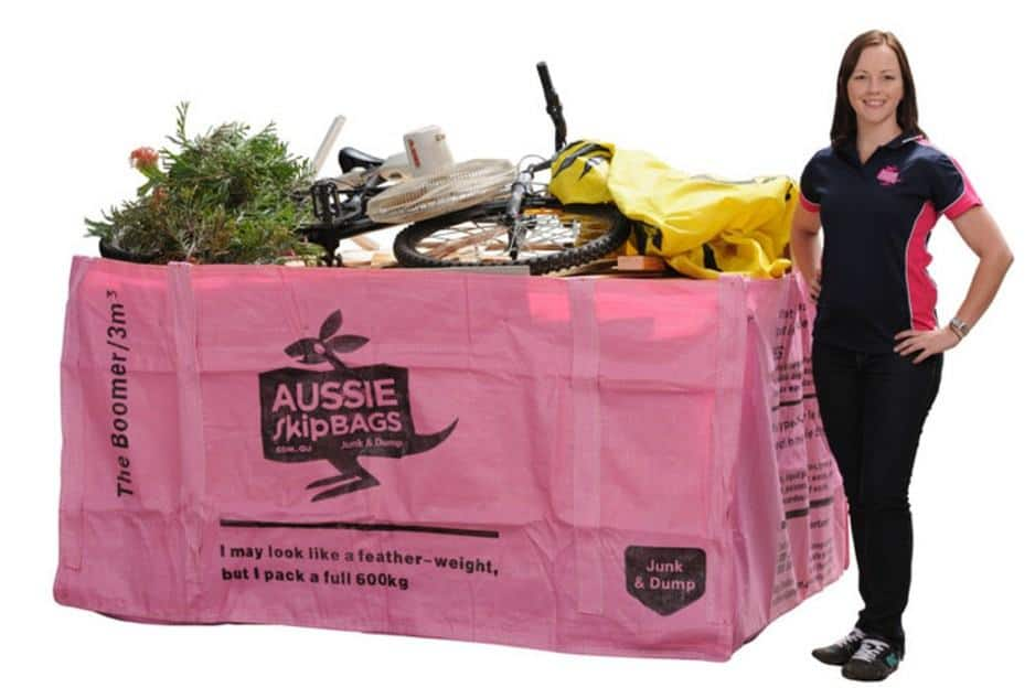 skip bags sunshine coast
